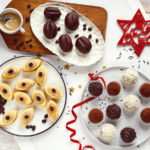 3 rodzaje świątecznych ciastek osmaku kawy