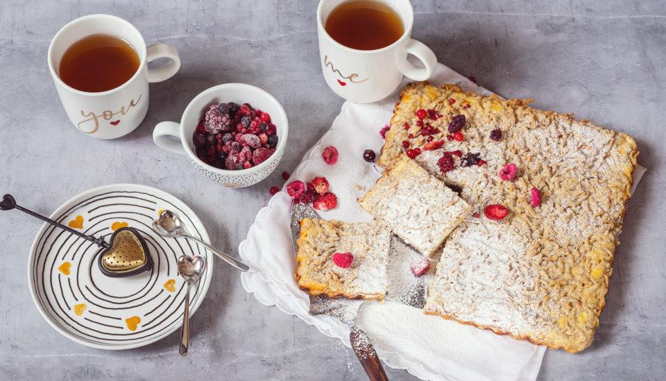 Egipskie ciasto ozapachu kawy
