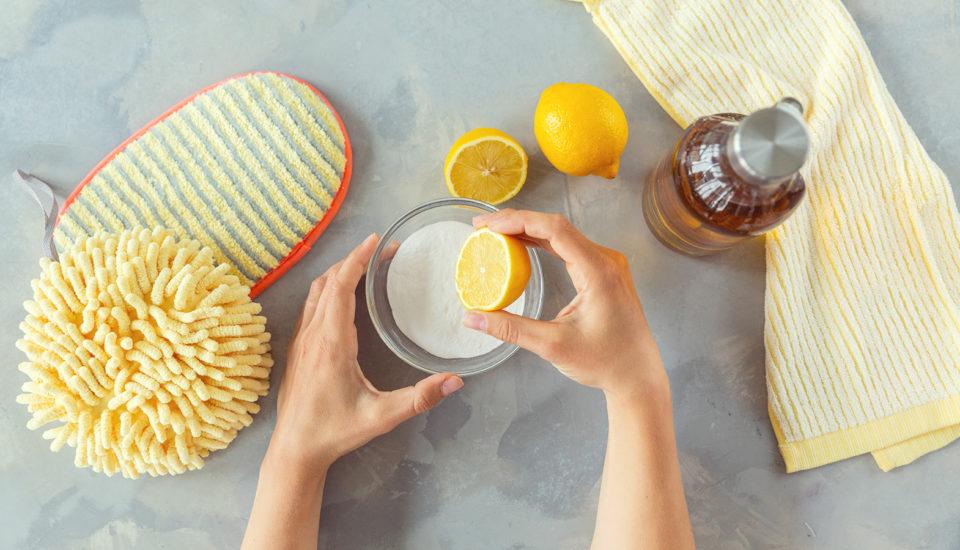 Domowe środki czyszczące – czy są skuteczne?