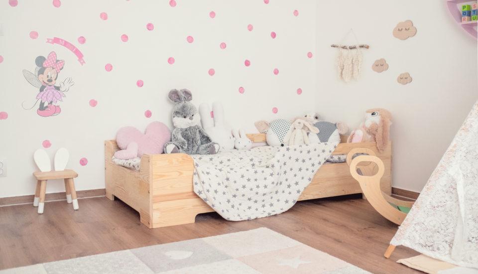 Jak zaaranżować pokój dziecięcy, by był stylowy ifunkcjonalny?