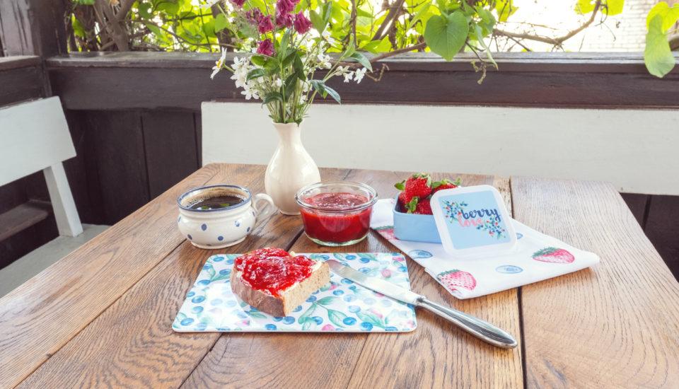 Najprostszy dżem truskawkowy, który przygotujesz w 20 minut