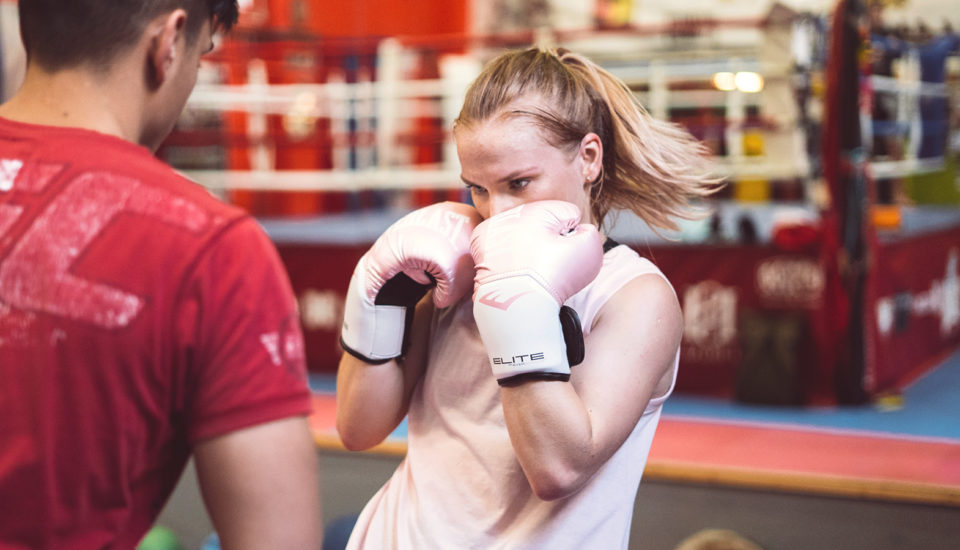 Boks – sport, dzięki któremu wypracowałam formę ipokonałam stres