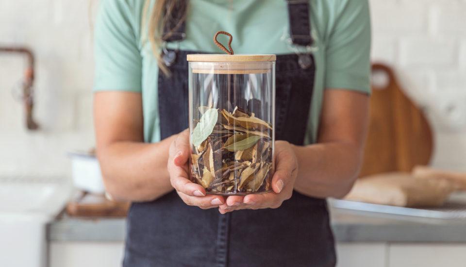 3 sposoby na suszenie grzybów w domu