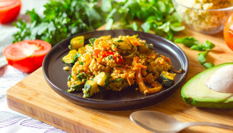 4 proste przepisy na dania zkaszy jaglanej, które pokochasz