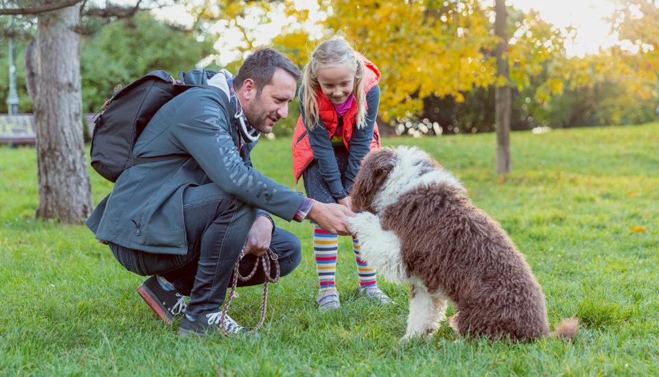 """""""Mamo, ja chcę psa!"""" – jak sobie radzić ztym dziecięcym życzeniem?"""