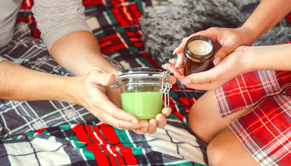 Przygotuj własnoręcznie aromatyczne iefektowne prezenty świąteczne