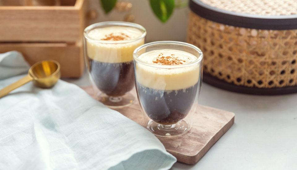 Wypróbuj wietnamską kawę zkoglem moglem