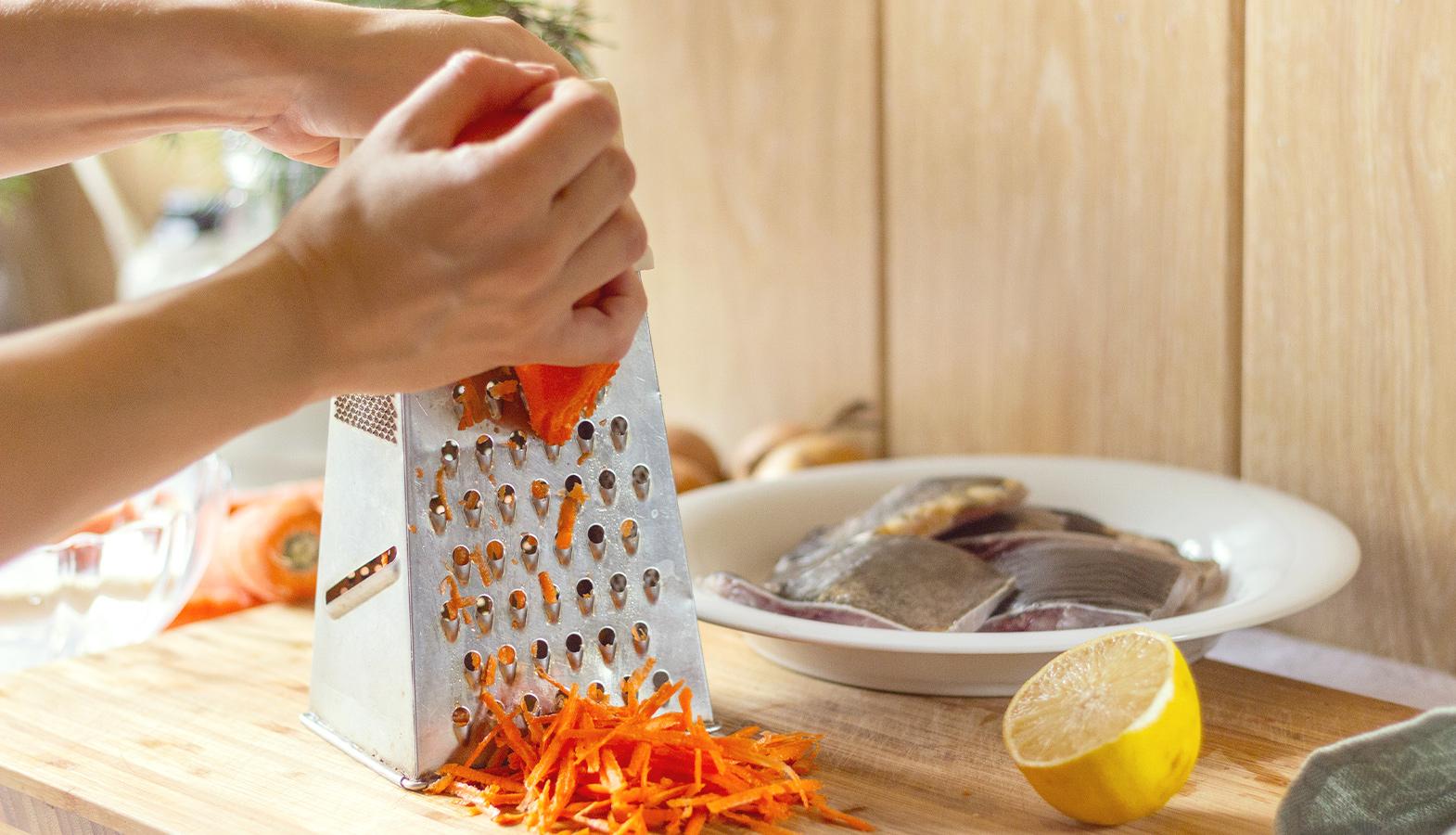 marynowanie karpia w warzywach