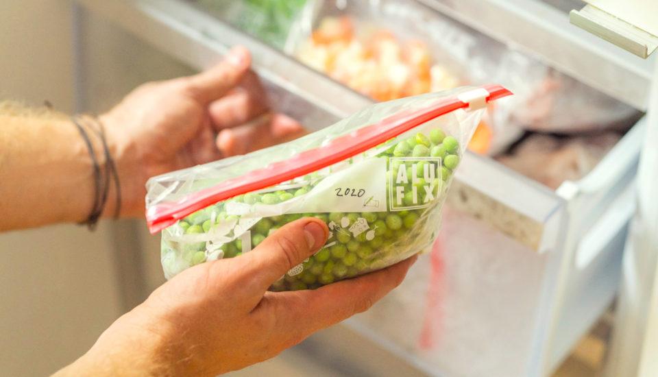 Zamrażaj irozmrażaj jedzenie, tak aby zachowało jak najlepszą jakość