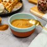 Kajmak zdelikatną nutą kawy: karmelowy deser w nowej odsłonie
