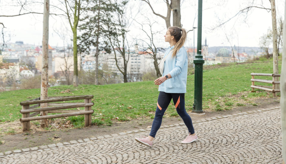 Jak chodzić, aby poprawić kondycję izrzucić zbędne kalorie?